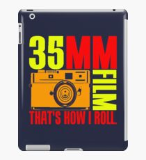 35MM iPad Case/Skin