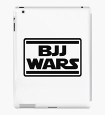 Brazilian Jiu Jitsu Wars iPad Case/Skin