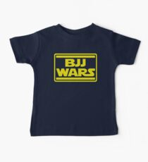 Brazilian Jiu Jitsu Wars Kids Clothes