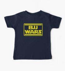 Brazilian Jiu Jitsu Wars Baby Tee