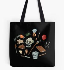 The Curse of Monkey Island Inventory (Special Edition) Tote Bag