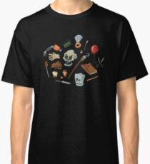 The Curse of Monkey Island Inventory (Special Edition) Classic T-Shirt