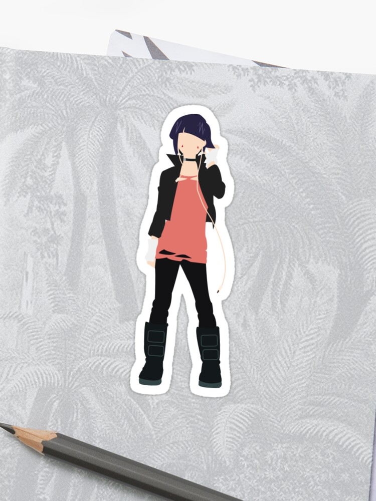 Kyoka Jiro My Hero Academia Sticker