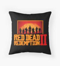 Red Dead Redemption 2 - Unisex Throw Pillow