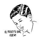 lil Mickey's hair cream by kj dePace'