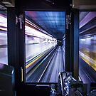 Tokyo Train Zoom by TokyoLens