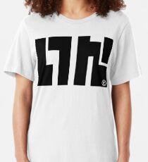 Camiseta ajustada SquidForce White Tee
