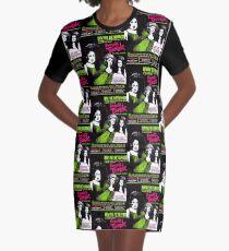 Vestido camiseta PROBLEMA FEMENINO John Waters Divine