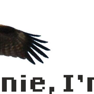 Annie, I'm a Hawk! Maniac by goatboyjr