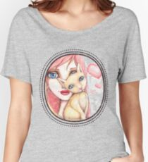 Kitten Selfie Women's Relaxed Fit T-Shirt