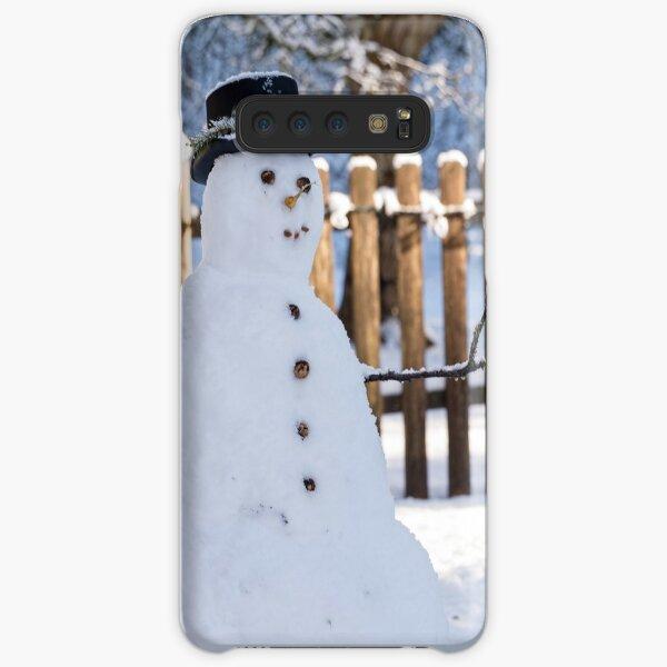 Snowman Samsung Galaxy Snap Case