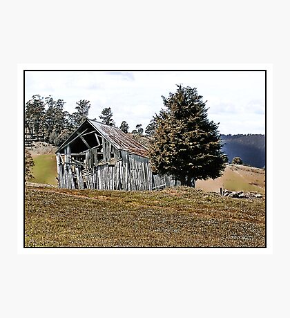Buxtons Barn Photographic Print