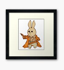 CP BROWNCOAT Framed Print