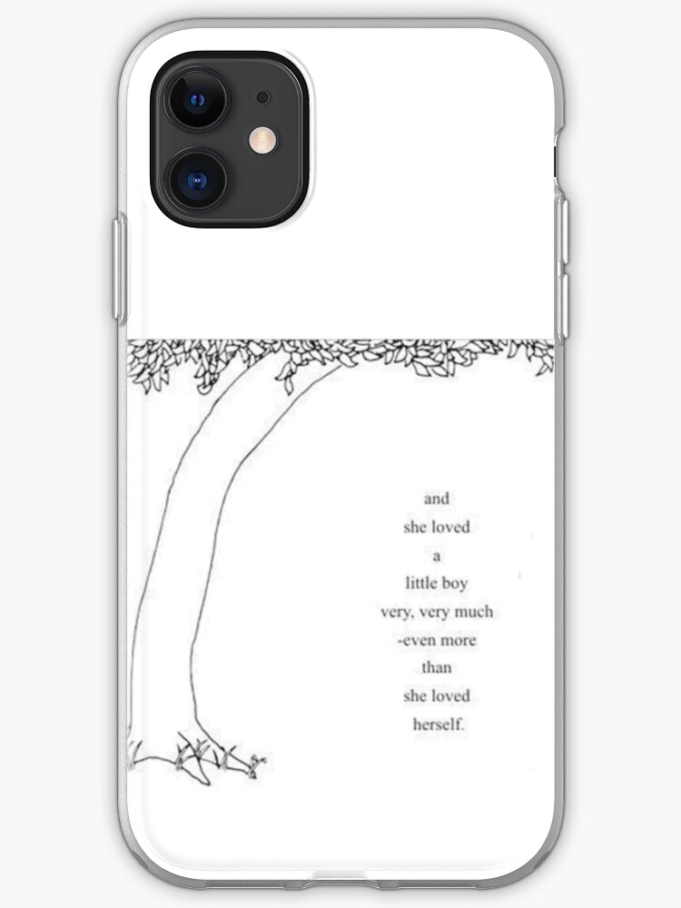 \'The Giving Tree\' iPhone Case by Hallows03