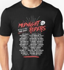 Midnight Riders - No Salvation Tour Unisex T-Shirt