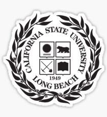 California State University Long Beach Sticker