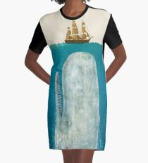 The Whale (Option) Graphic T-Shirt Dress