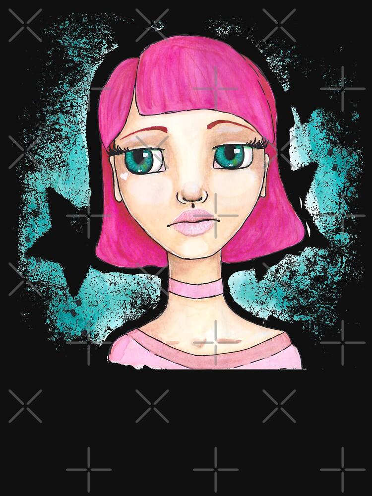 Star Girl by LittleMissTyne