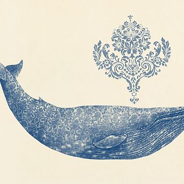 Damask Whale (Option)  by TerryFan