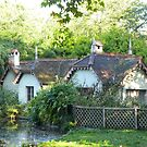 Fairy Tale Cottage by Sandra Fortier