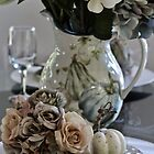 Place Setting for Thanksgiving by Sherry Hallemeier