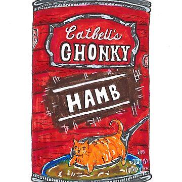 Chonky Hamb Soup by spookylydia