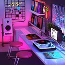 Vinyl is Life by dennybusyet