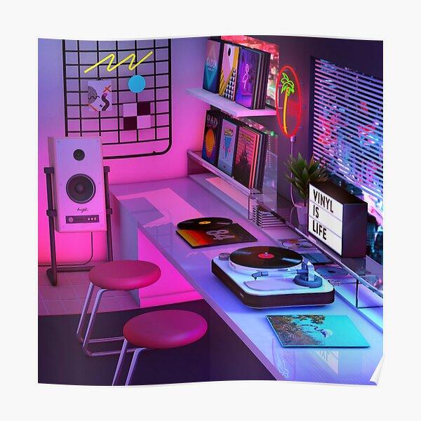 Vinyl is Life Poster