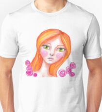 Just Rosy Unisex T-Shirt