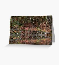Barriers Greeting Card