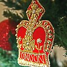 Christmas - London by Jeanne Horak-Druiff