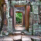 Banteay Kdei by Adri  Padmos