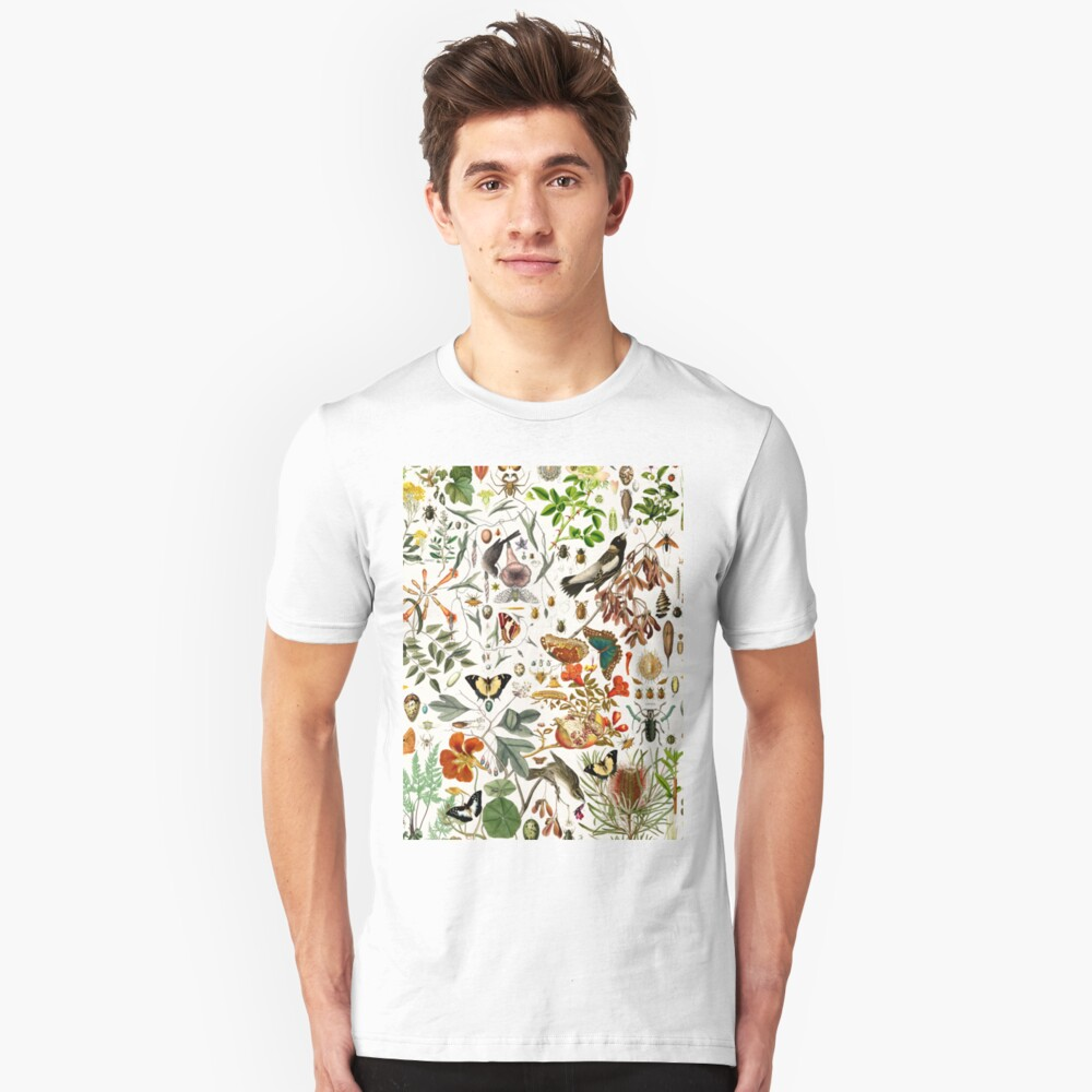 Biology 101 Slim Fit T-Shirt
