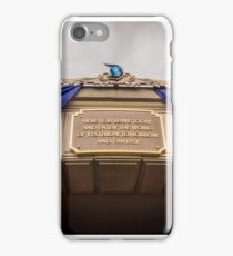 Diamond Celebration - Leave Today iPhone Case/Skin