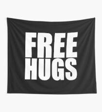 Free Hugs Wall Tapestry