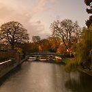 Morning light in Cambridge by Irina-C