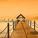Mauritian sunset by LifeImages