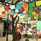 Cinco de Mayo Celebration at Market Square (El Mercado) in San Antonio by Susan Russell