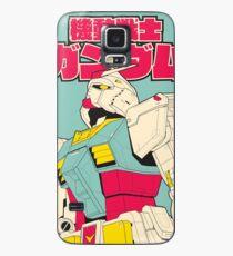 RX-78-2 Gundam Hülle & Klebefolie für Samsung Galaxy