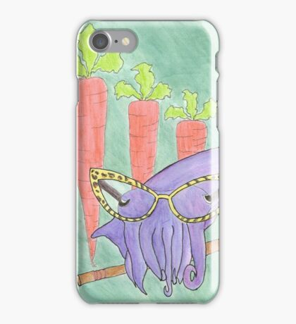C is for Cuttlefish iPhone Case/Skin