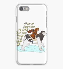 Lyra in the North iPhone Case/Skin