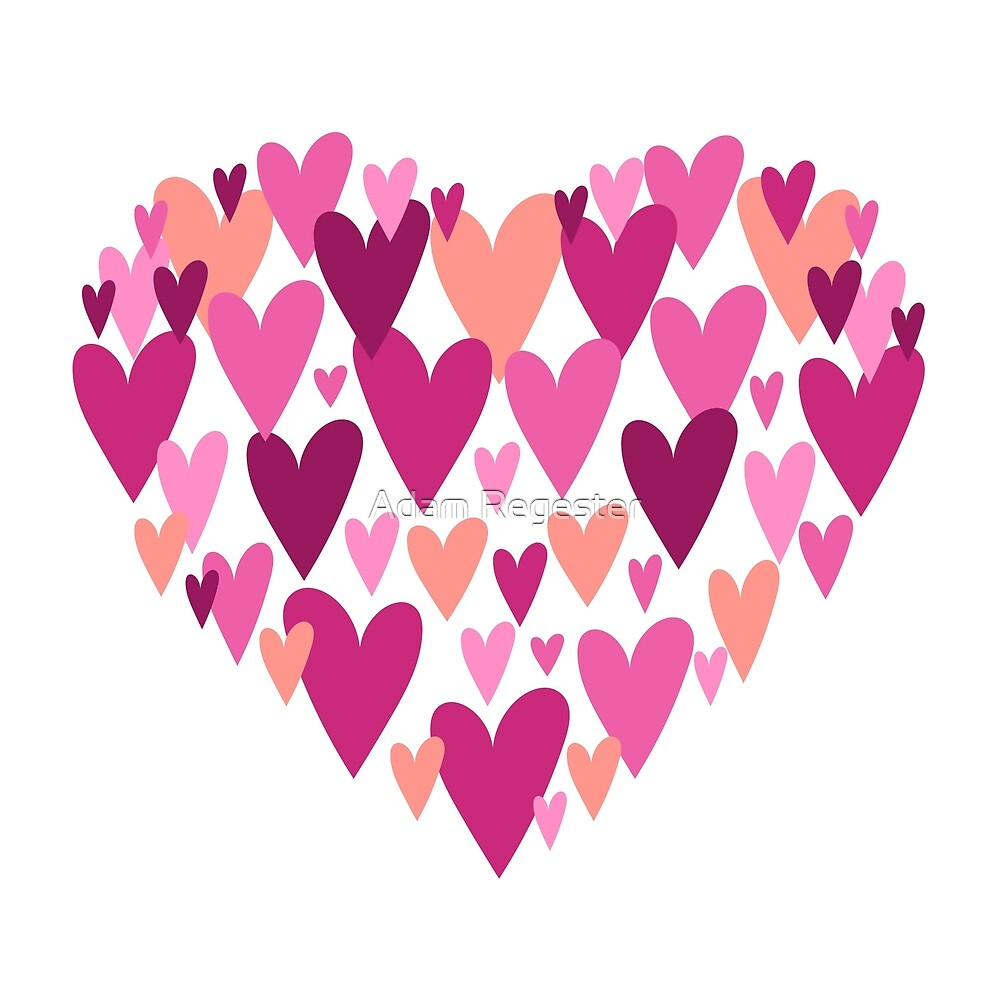 Heart of Hearts  by Adam Regester