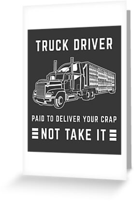 funny gifts for tow truck drivers