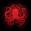 Scarlet Octopus by Tom Parker