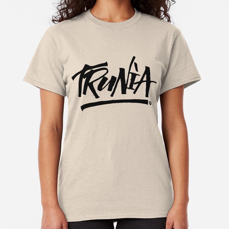 Trunìa - #siculigrafia Classic T-Shirt