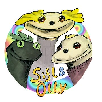 SIFL AND OLLY -- AND CHESTER by Jeremyblog