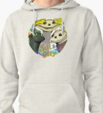 SIFL AND OLLY -- AND CHESTER Pullover Hoodie