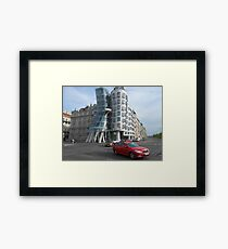 Amazing architecture Framed Print