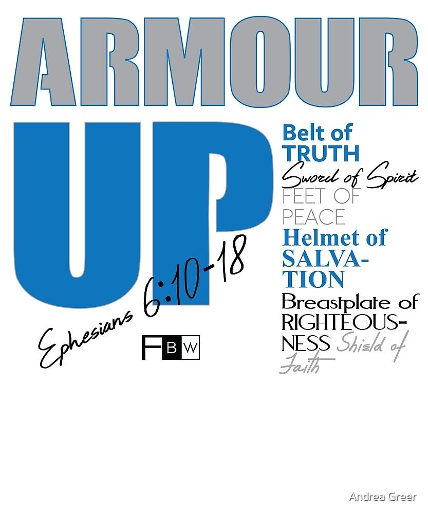 Armour Up by faithbw
