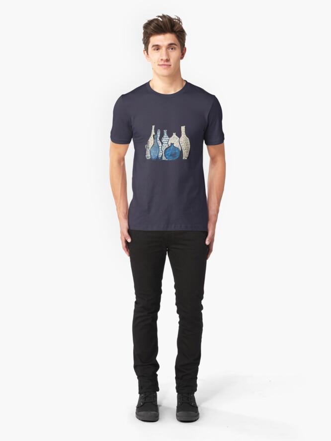 Alternate view of Still life Slim Fit T-Shirt